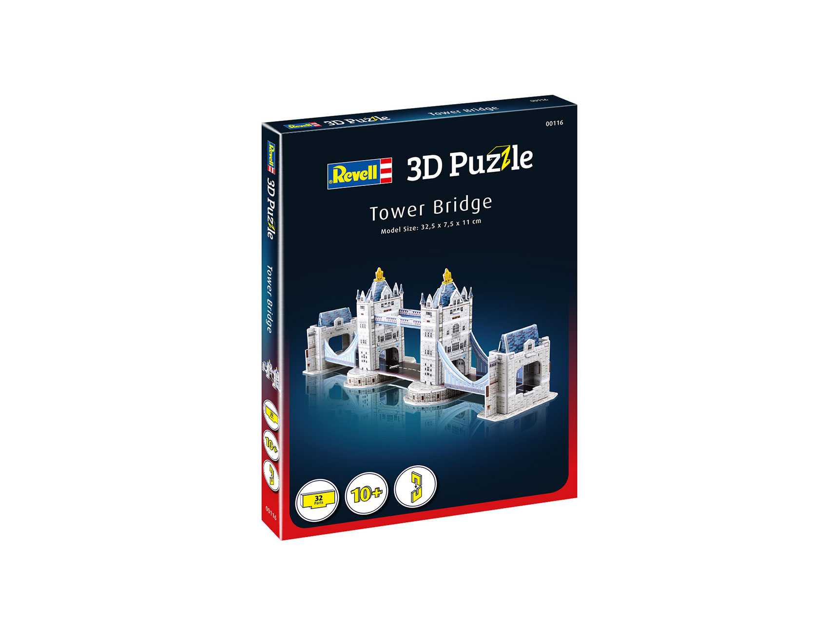 3D Puzzle Revell – Tower Bridge