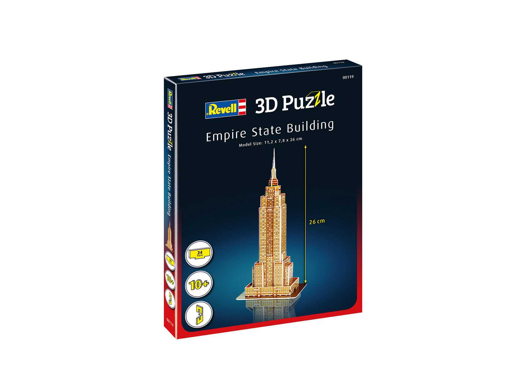3D Puzzle Revell – Empire State Building