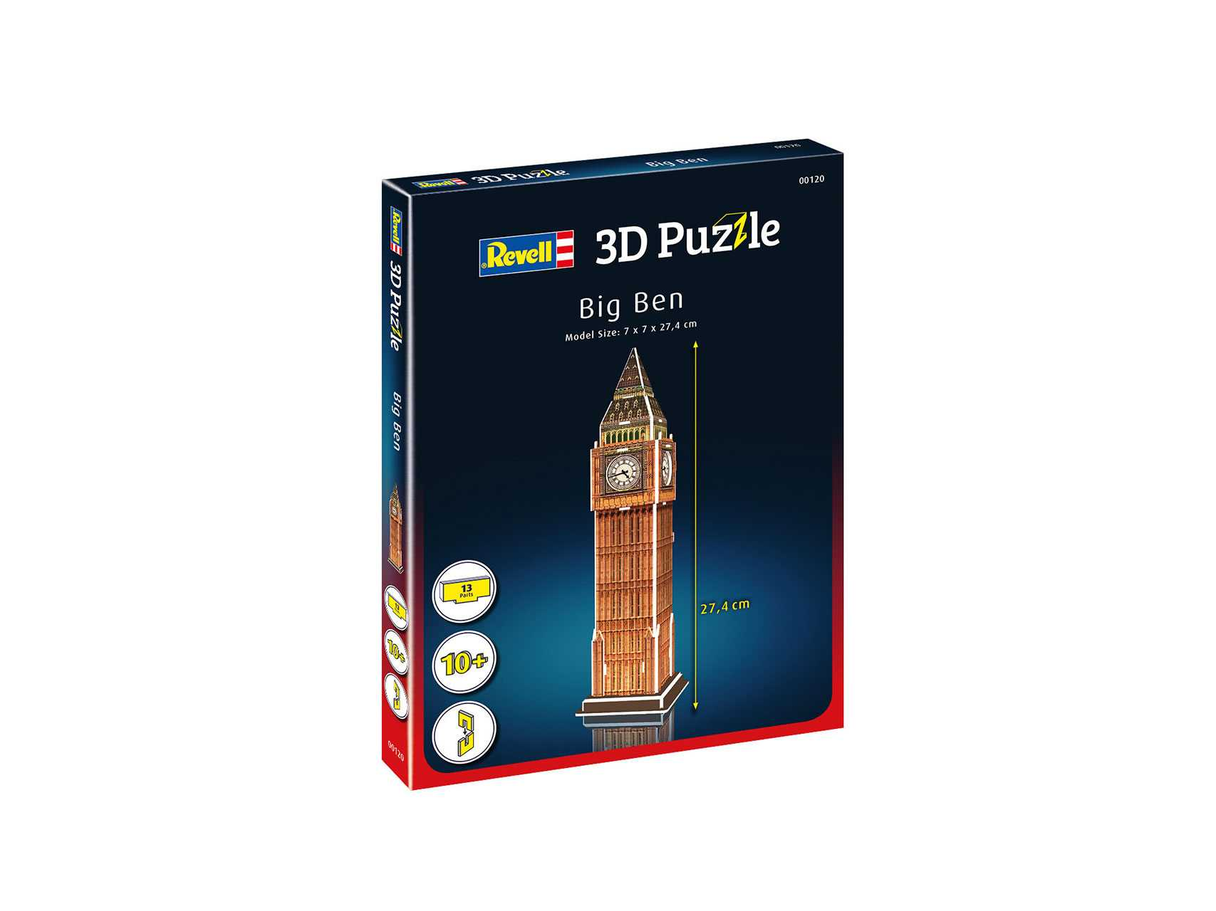 3D Puzzle Revell – Big Ben