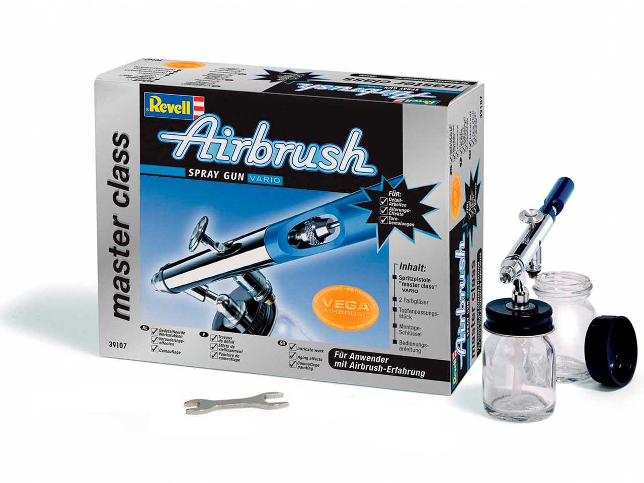 Revell Airbrush Spray Gun VARIO