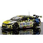 Autíčko Circuit SCALEXTRIC C3864 - BTCC VW Passat, Aron Smith (1:32)