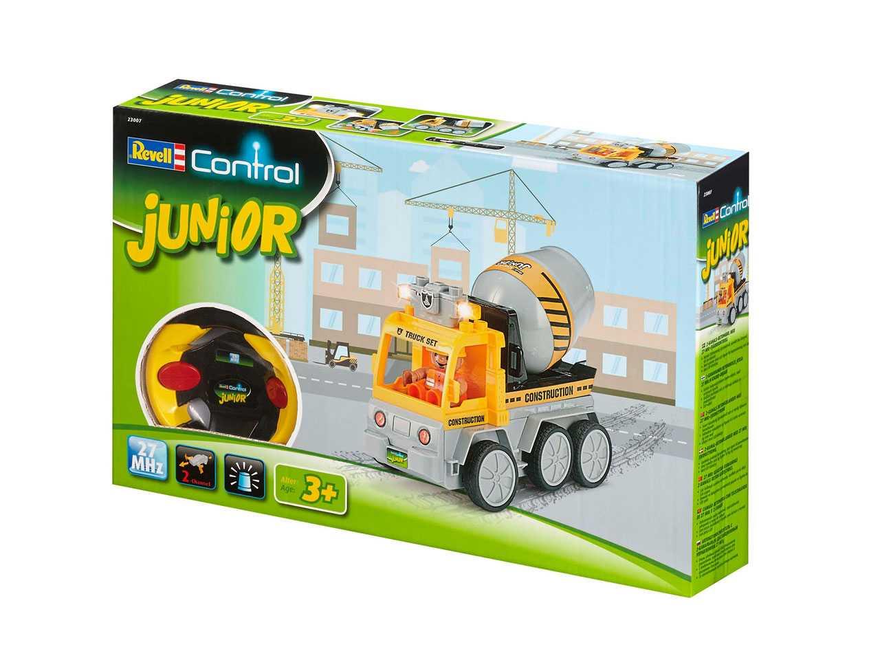 Autíčko Revell Concrete Mixer 27MHz (stavebnice)