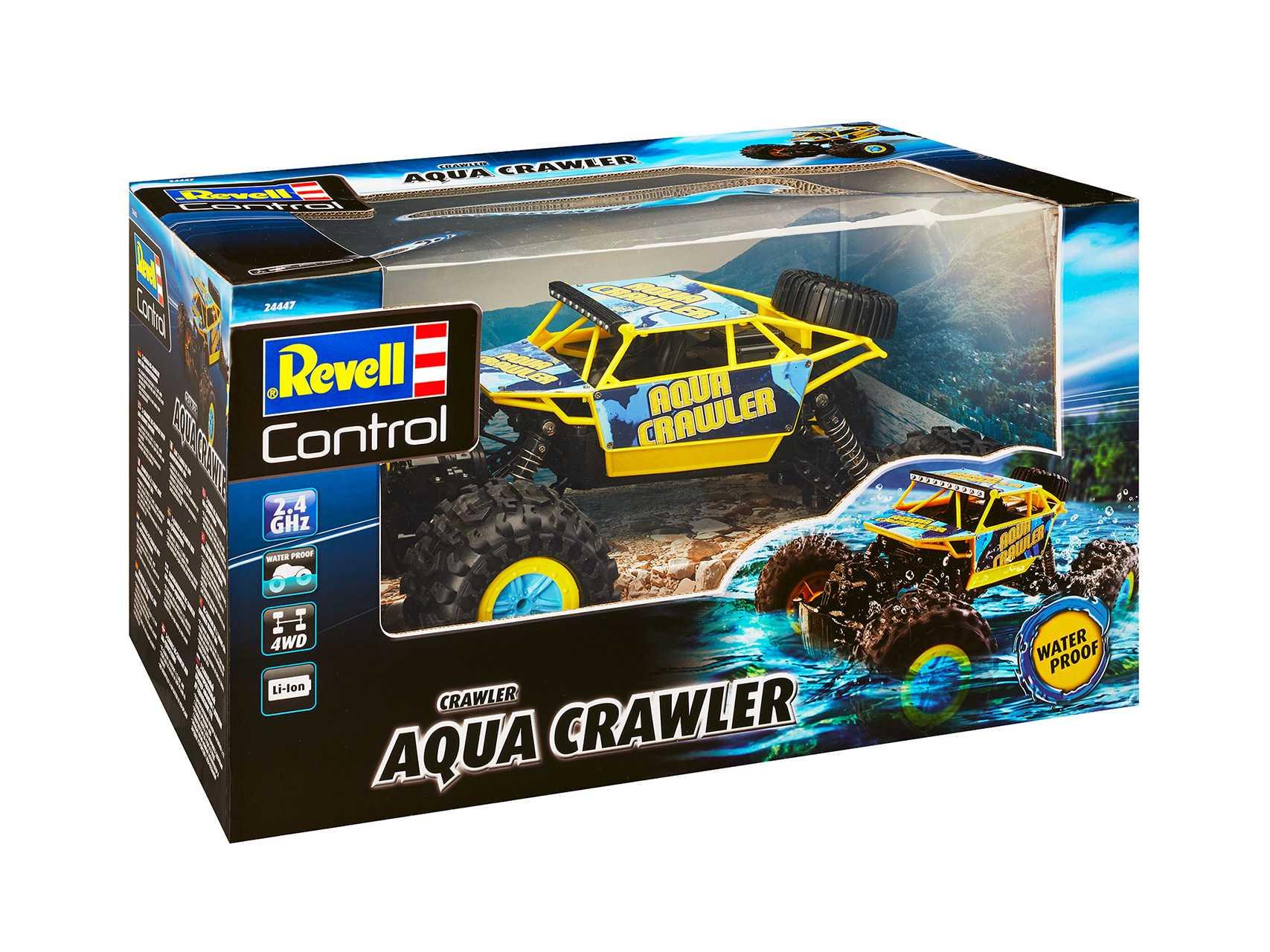 Autíčko Revell Aqua Crawler 2,4GHz