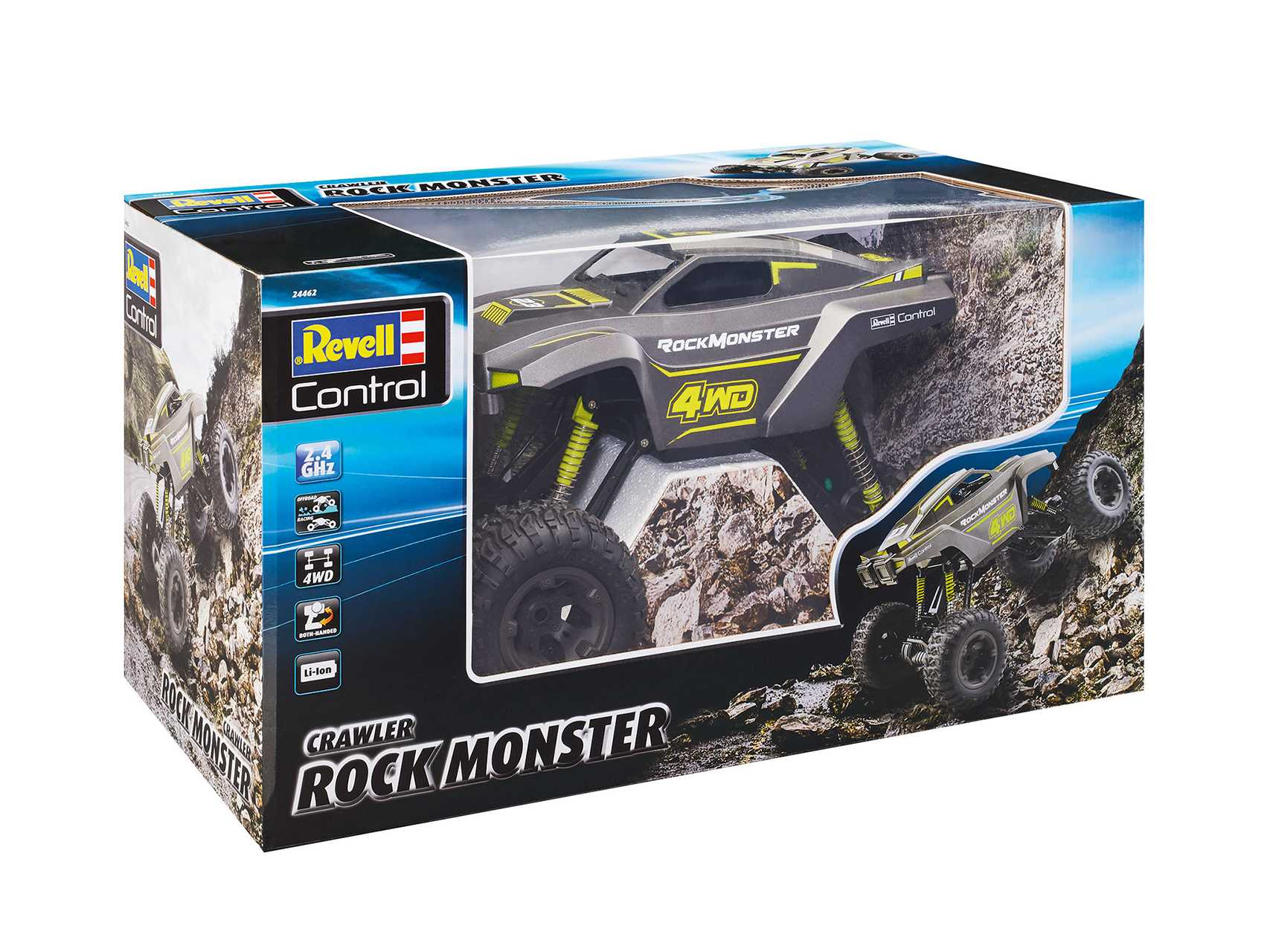 Autíčko Revell Rock Monster 2,4GHz