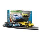 Autodráha SCALEXTRIC C1412P - Scalextric Ginetta Racers Set (1:32)