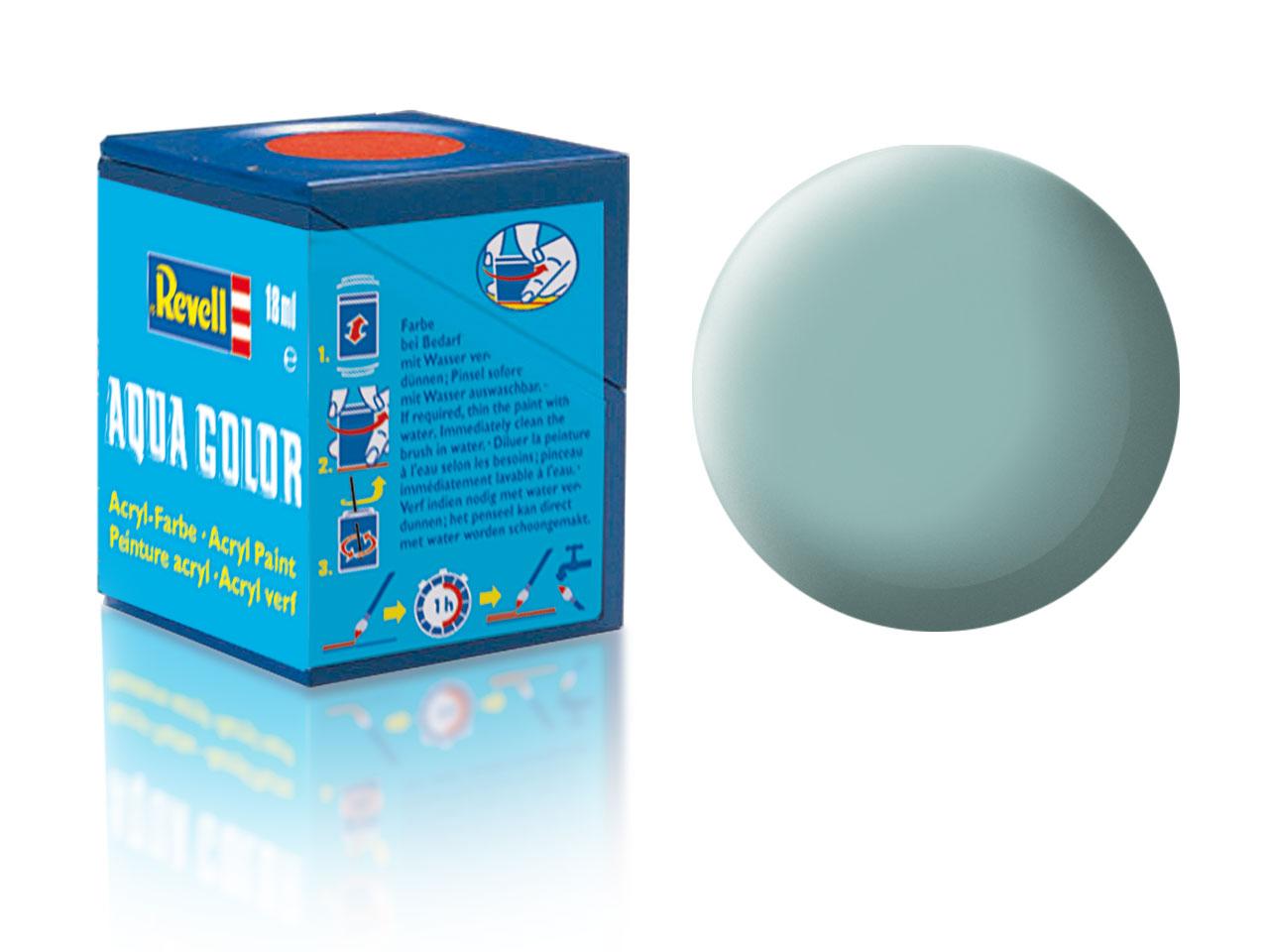 Barva Revell akrylová č. 49 – matná světle modrá (18 ml)