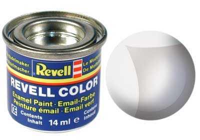 Barva Revell emailová č. 01 – lesklá čirá (14 ml)