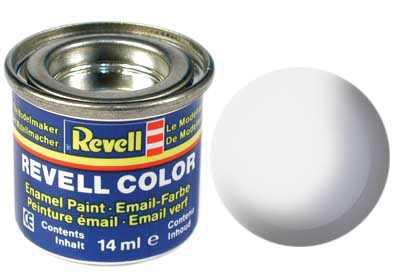 Barva Revell emailová č. 04 – lesklá bílá (14 ml)