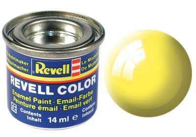 Barva Revell emailová č. 12 – lesklá žlutá (14 ml)