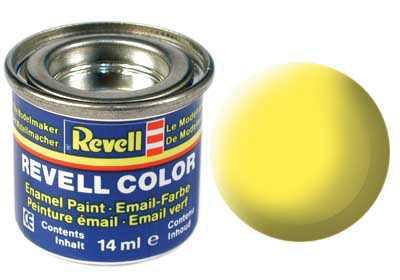 Barva Revell emailová č. 15 – matná žlutá (14 ml)