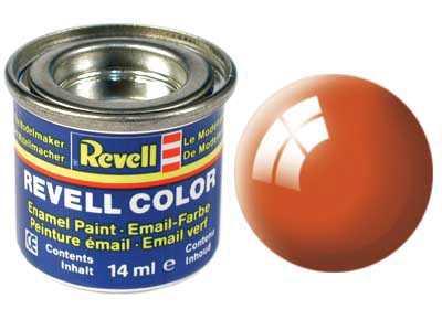 Barva Revell emailová č. 30 – barva lesklá oranžová (14 ml)