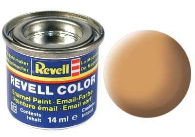 Barva Revell emailová č. 35 – matná tělová (14 ml)