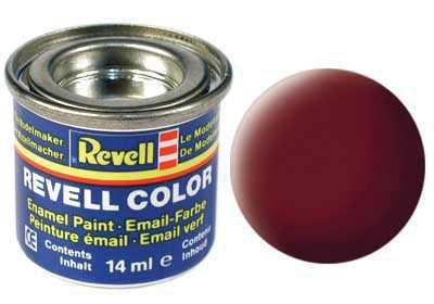 Barva Revell emailová č. 37 – matná rudohnědá (14 ml)
