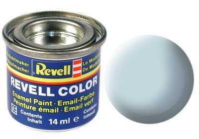 Barva Revell emailová č. 49 – matná světle modrá (14 ml)