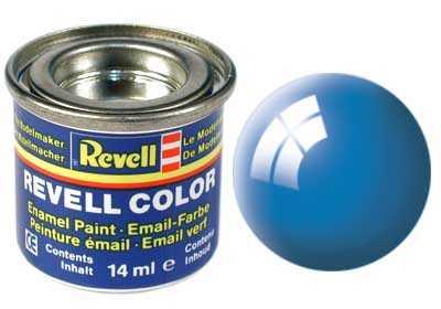 Barva Revell emailová č. 50 – lesklá světle modrá (14 ml)