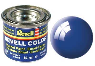 Barva Revell emailová č. 52 – lesklá modrá (14 ml)