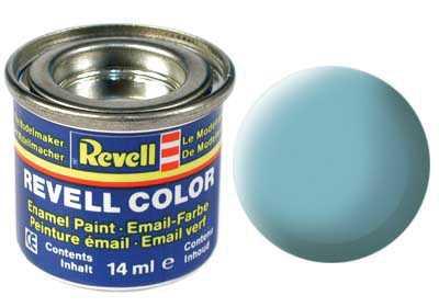 Barva Revell emailová č. 55 – matná světle zelená (14 ml)