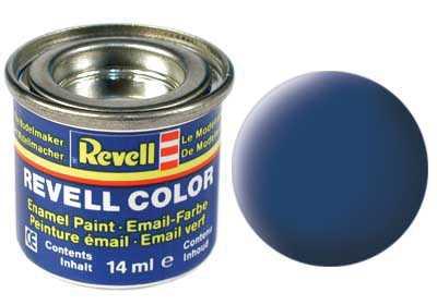 Barva Revell emailová č. 56 – matná modrá (14 ml)