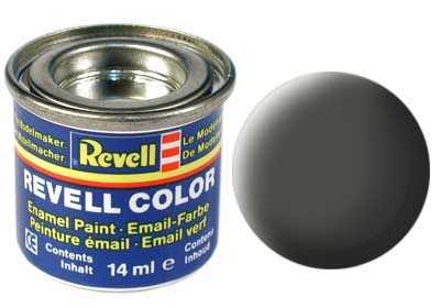 Farba Revell emailová č. 65 – matná bronzovo zelená (14 ml)