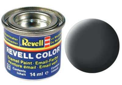 Barva Revell emailová č. 77 – matná prachově šedá (14 ml)