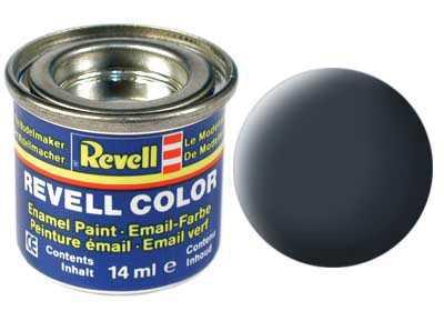 Farba Revell emailová č. 79 – matná šedavo modrá (14 ml)