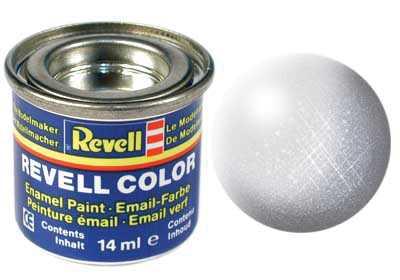 Barva Revell emailová č. 99 – metalická hliníková (14 ml)