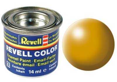 Barva Revell emailová č. 310 – hedvábná žlutá (14 ml)
