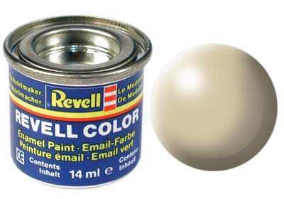 Barva Revell emailová č. 314 – hedvábná béžová (14 ml)