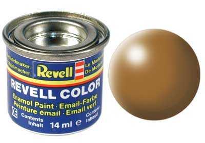 Barva Revell emailová č. 382 – hedvábná lesní hnědá (14 ml)