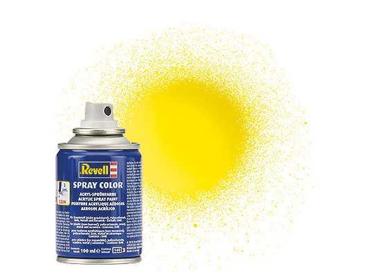 Farba Revell 34112 v spreji – Gloss Yellow (100 ml)