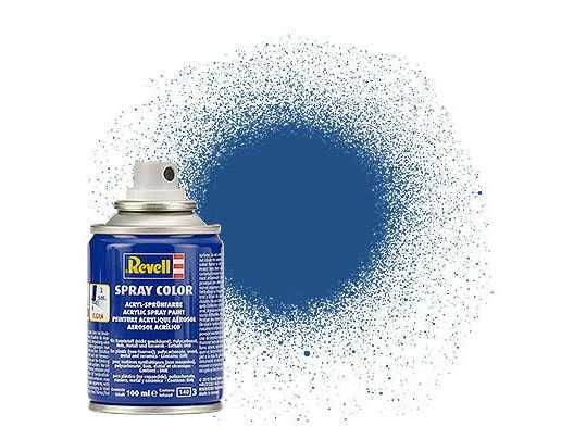 Farba Revell 34156 v spreji – Matt Blue (100 ml)
