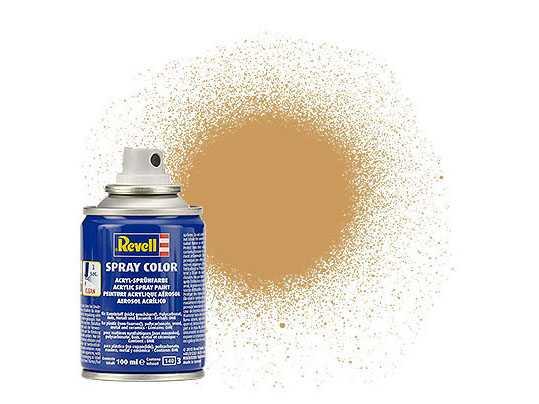 Farba Revell 34188 v spreji – Matt Ochre Brown (100 ml)