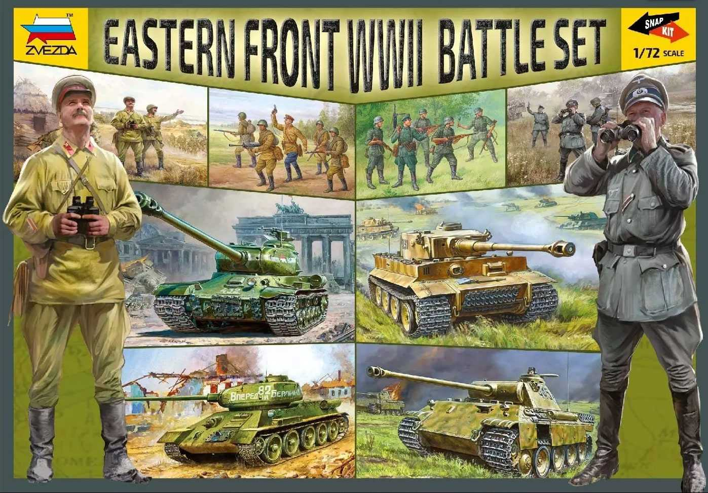 1:72 Eastern Front WWII