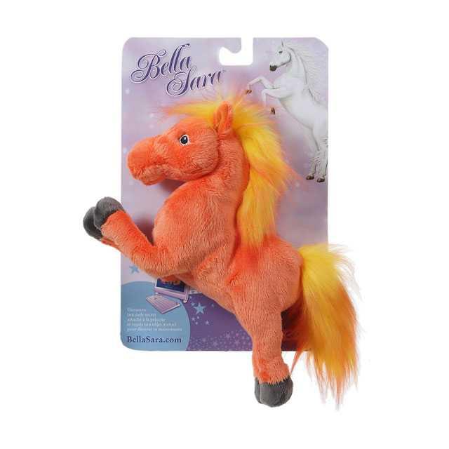 Bella Sara koník - plyšový - blistr - Flame