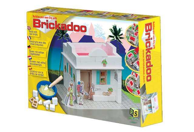 Brickadoo - Španělský dům