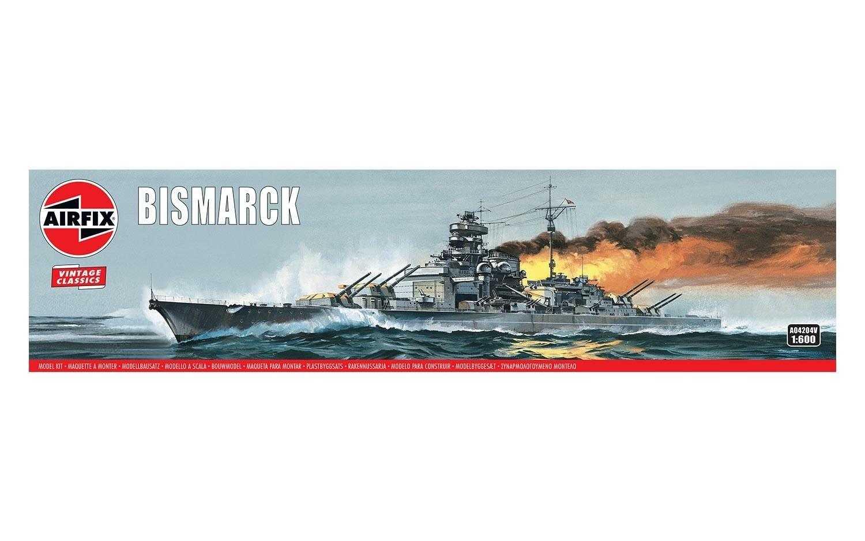 1:600 Bismarck (Classic Kit VINTAGE Military)
