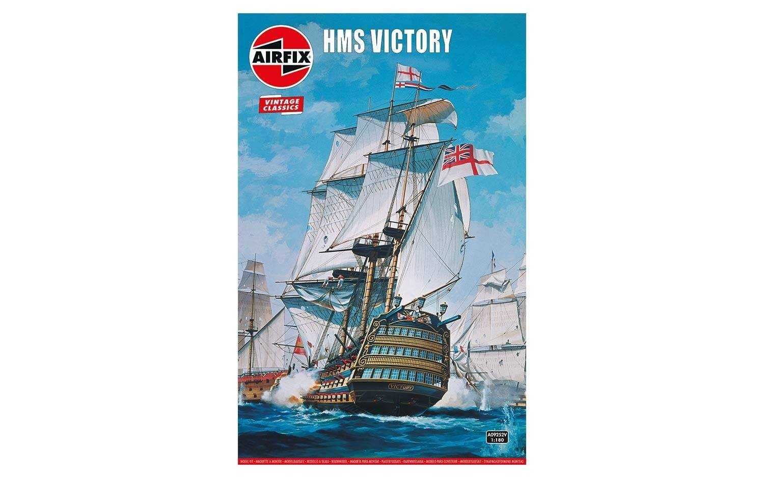 1:180 H.M.S. Victory (Classic Kit VINTAGE Military)