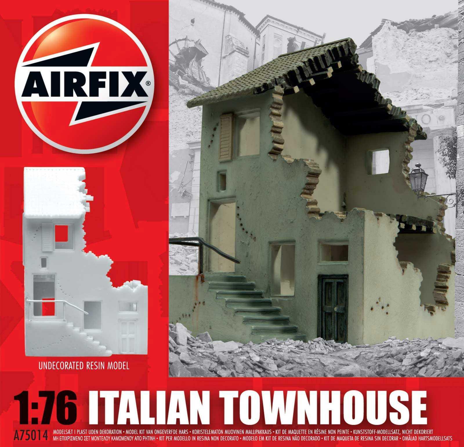 1:76 Italian Townhouse