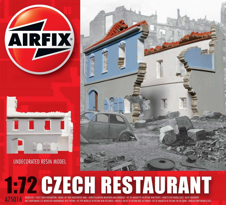1:72 Budova Czech Restaurant