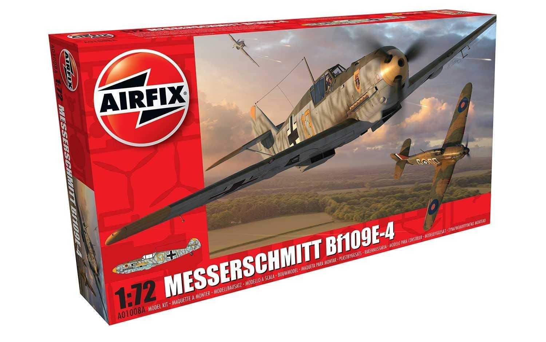 1:72 Messerschmitt Bf 109 E-4