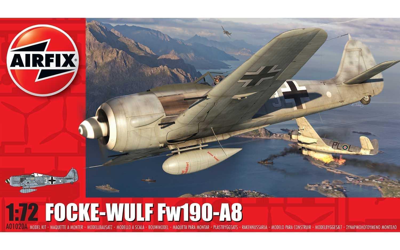 1:72 Focke-Wulf Fw 190 A-8