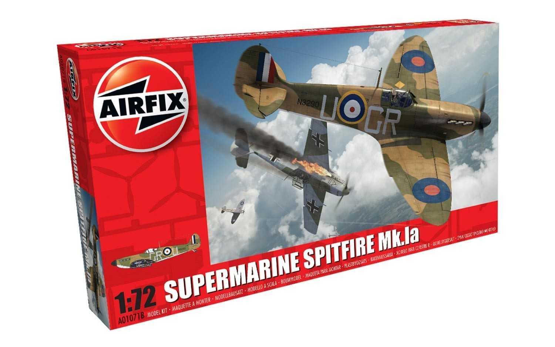1:72 Supermarine Spitfire Mk.Ia