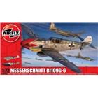 Classic Kit letadlo A02029B - Messerschmitt Bf109G-6 (1:72)