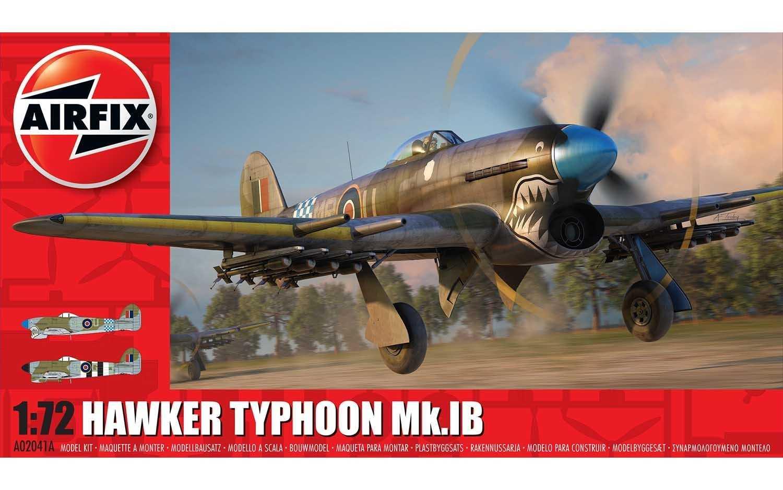 1:72 Hawker Typhoon Mk.Ib