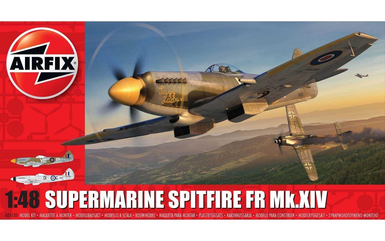 1:48 Supermarine Spitfire FR Mk.XIV