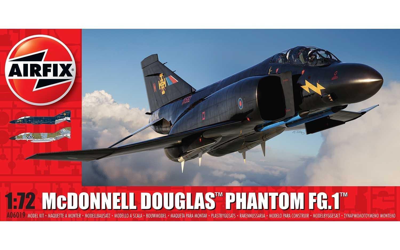 1:72 McDonnell Douglas FG.1 Phantom, RAF