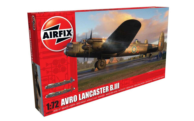1:72 Avro Lancaster B.III