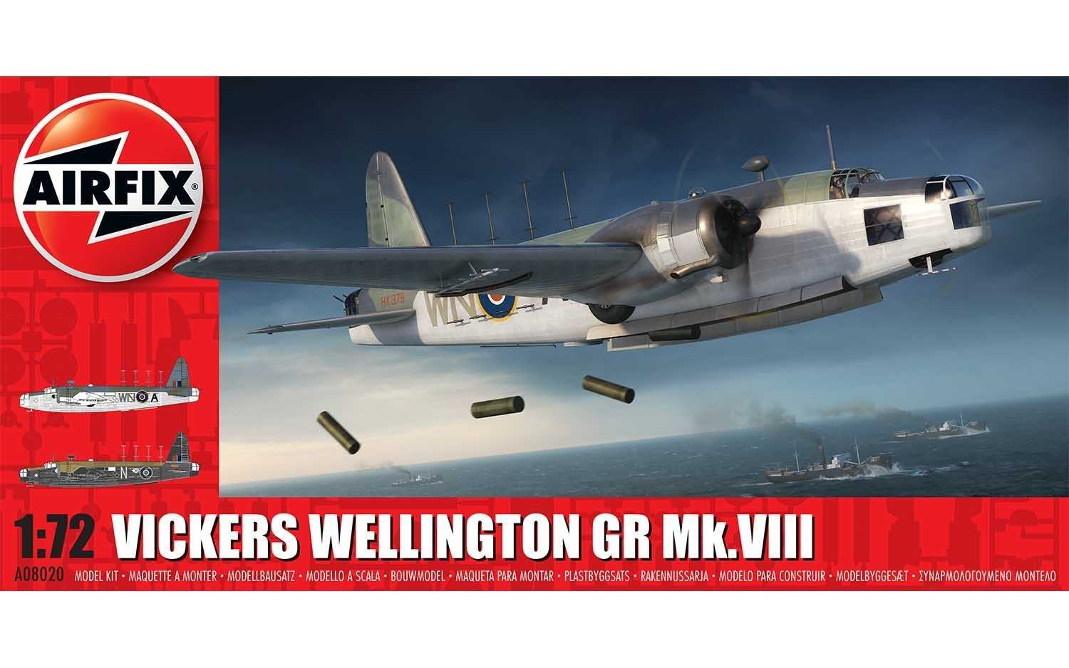 1:72 Vickers Wellington GR Mk.VIII