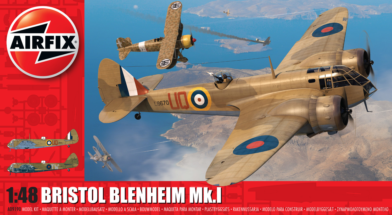 1:48 Bristol Blenheim Mk.I