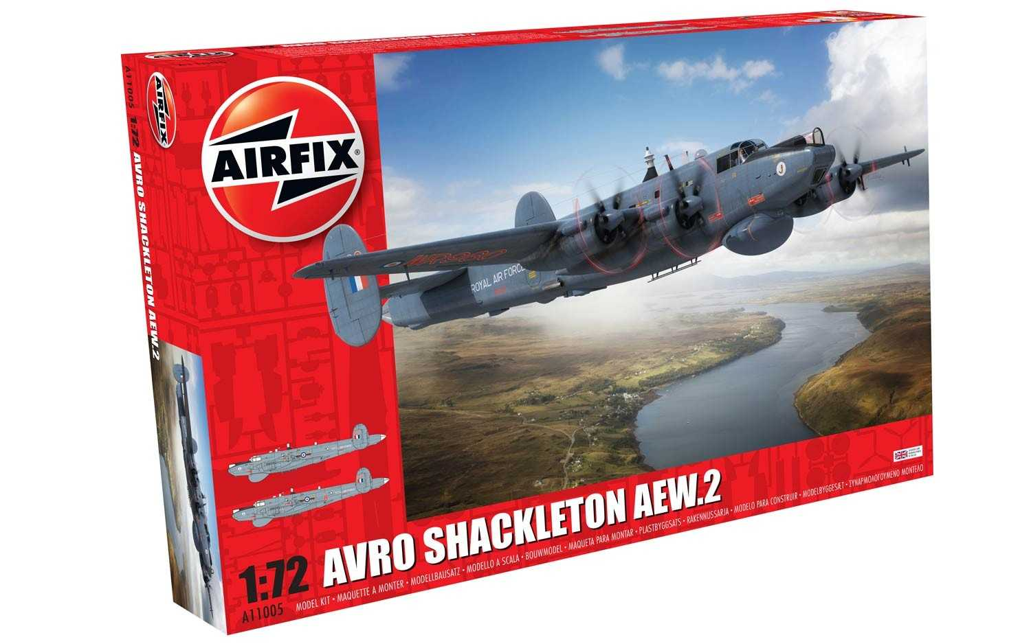 1:72 Avro Shackleton AEW.2